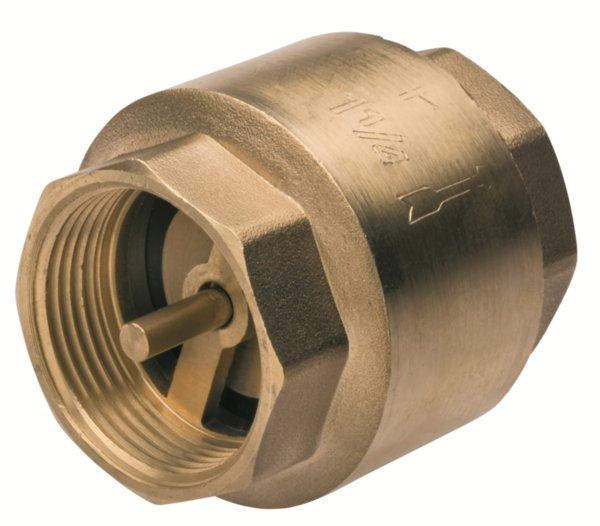 """Възвратен клапан с метална клапа 1 """""""